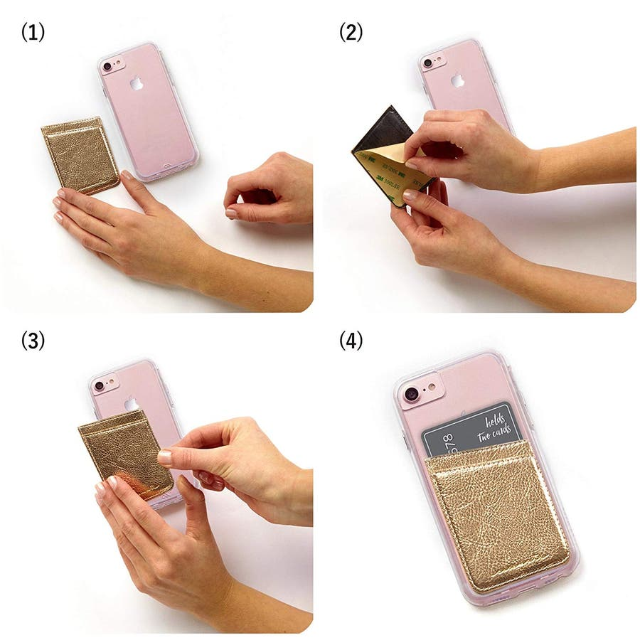 【IDポケット】ID Pockets Rose Gold 7