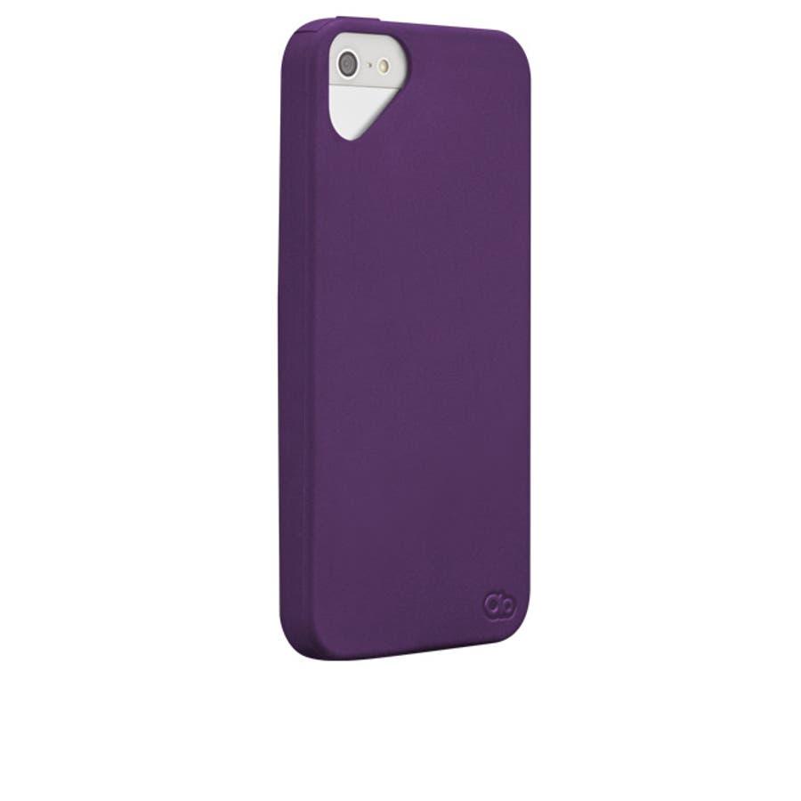 iPhone SE/5s/5 対応ケース Cloud Case, Magic Purple 1