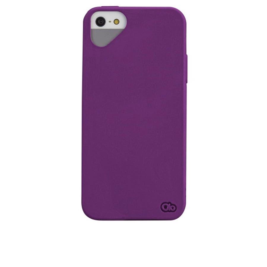 iPhone SE/5s/5 対応ケース Cloud Case, Magic Purple 5