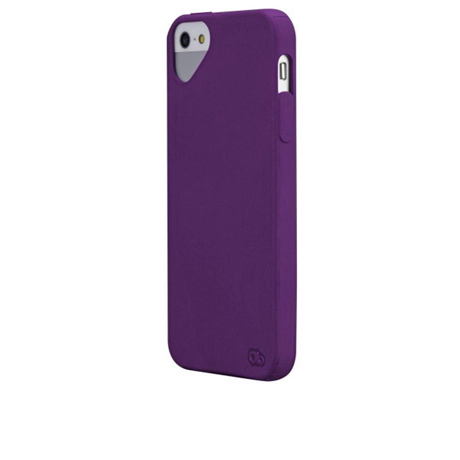 iPhone SE/5s/5 対応ケース Cloud Case, Magic Purple 6