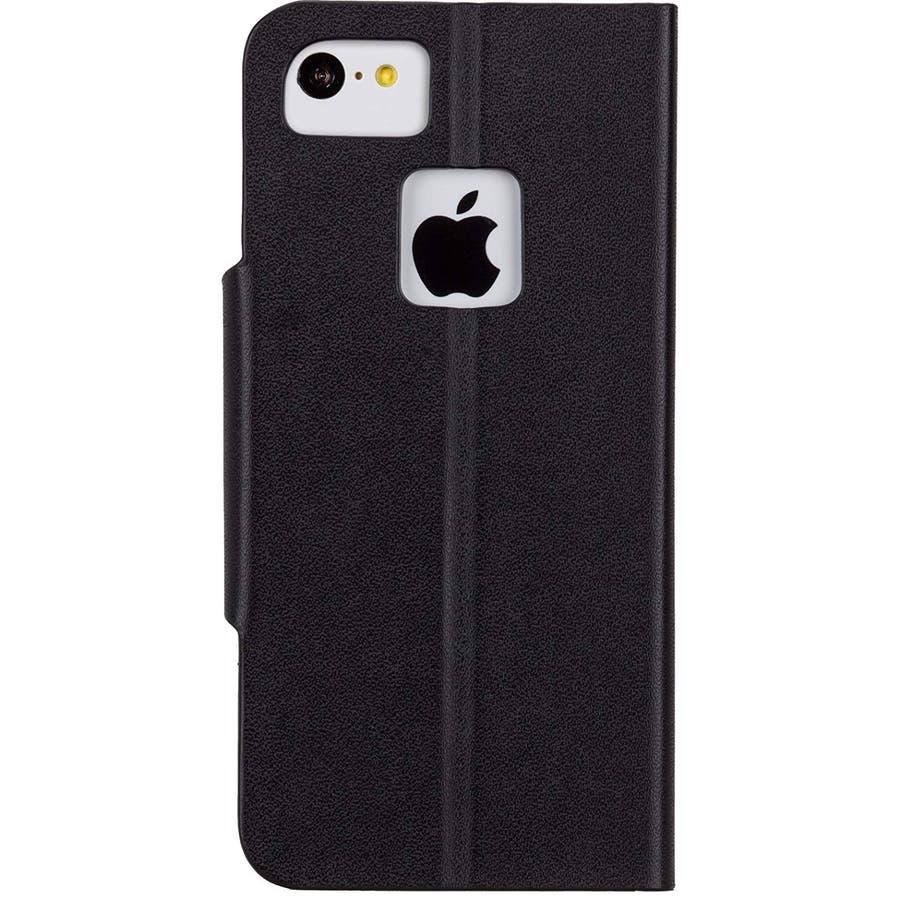 iPhone 5c 対応ケースSlim Folio Case, Black 1