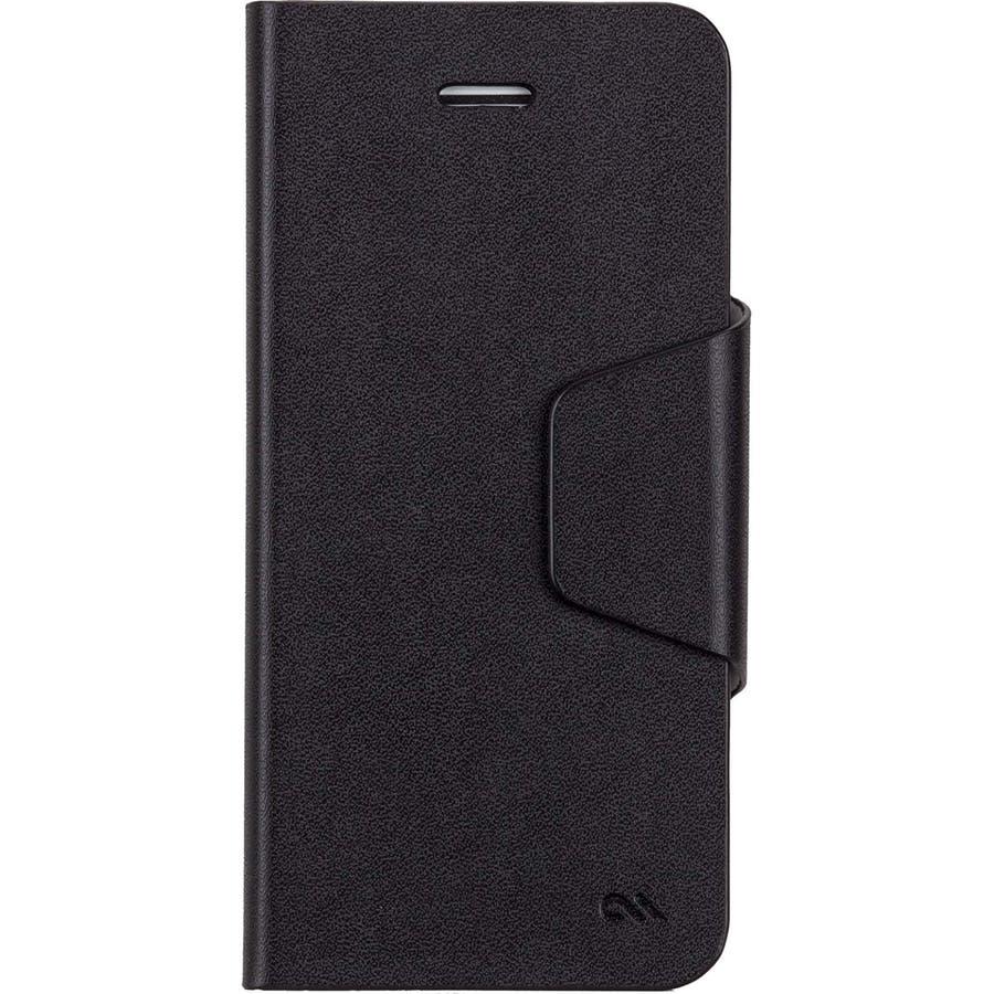 iPhone 5c 対応ケースSlim Folio Case, Black 2