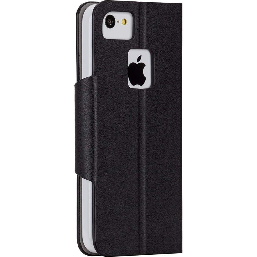 iPhone 5c 対応ケースSlim Folio Case, Black 5