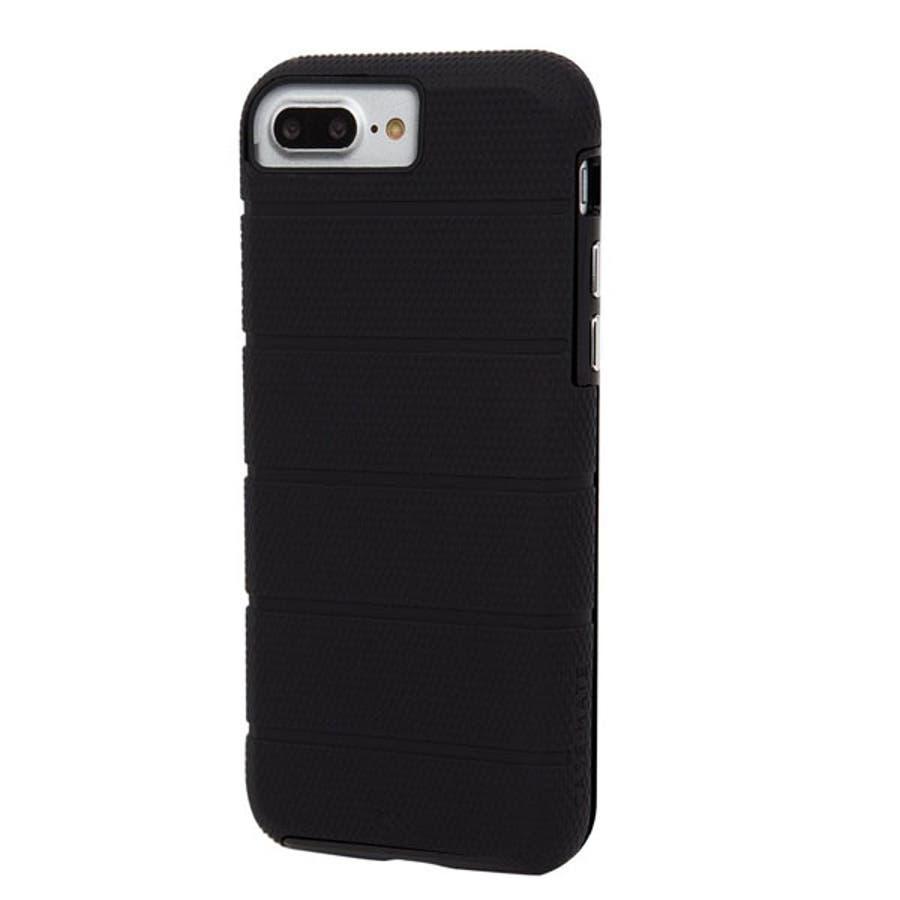 iPhone8 Plus / 7 Plus / 6s Plus / 6 Plus対応ケース Tough Mag Black 3