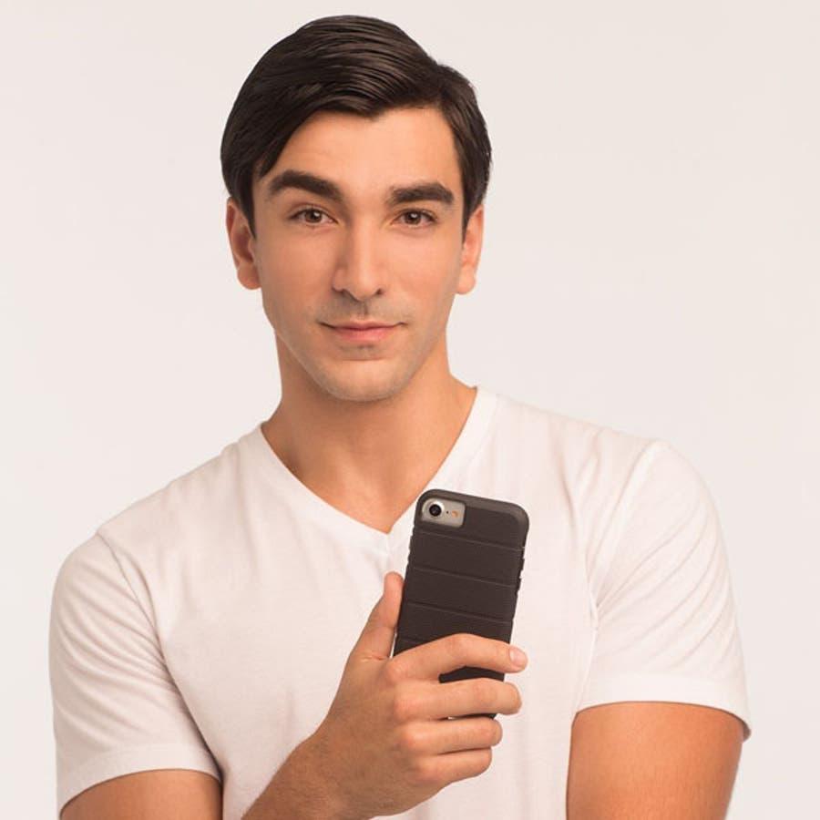 iPhone8 Plus / 7 Plus / 6s Plus / 6 Plus対応ケース Tough Mag Black 5