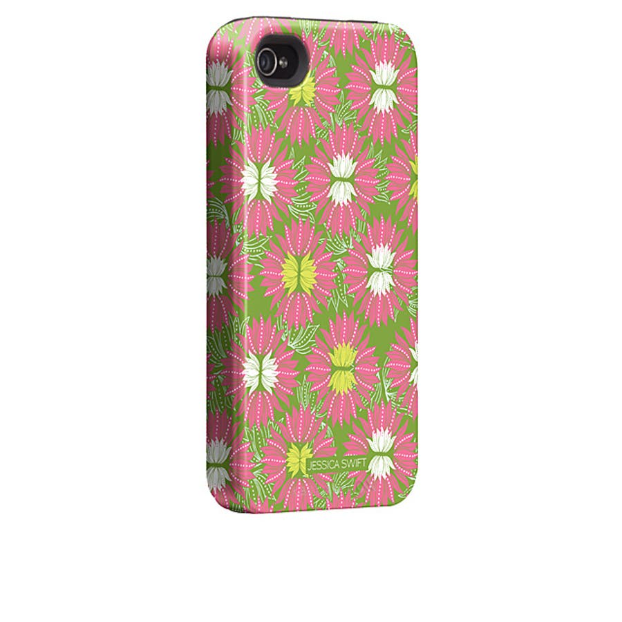 iPhone 4S/4 対応ケース Hybrid Tough Case, Hara Pila Garden/Hollhi 1
