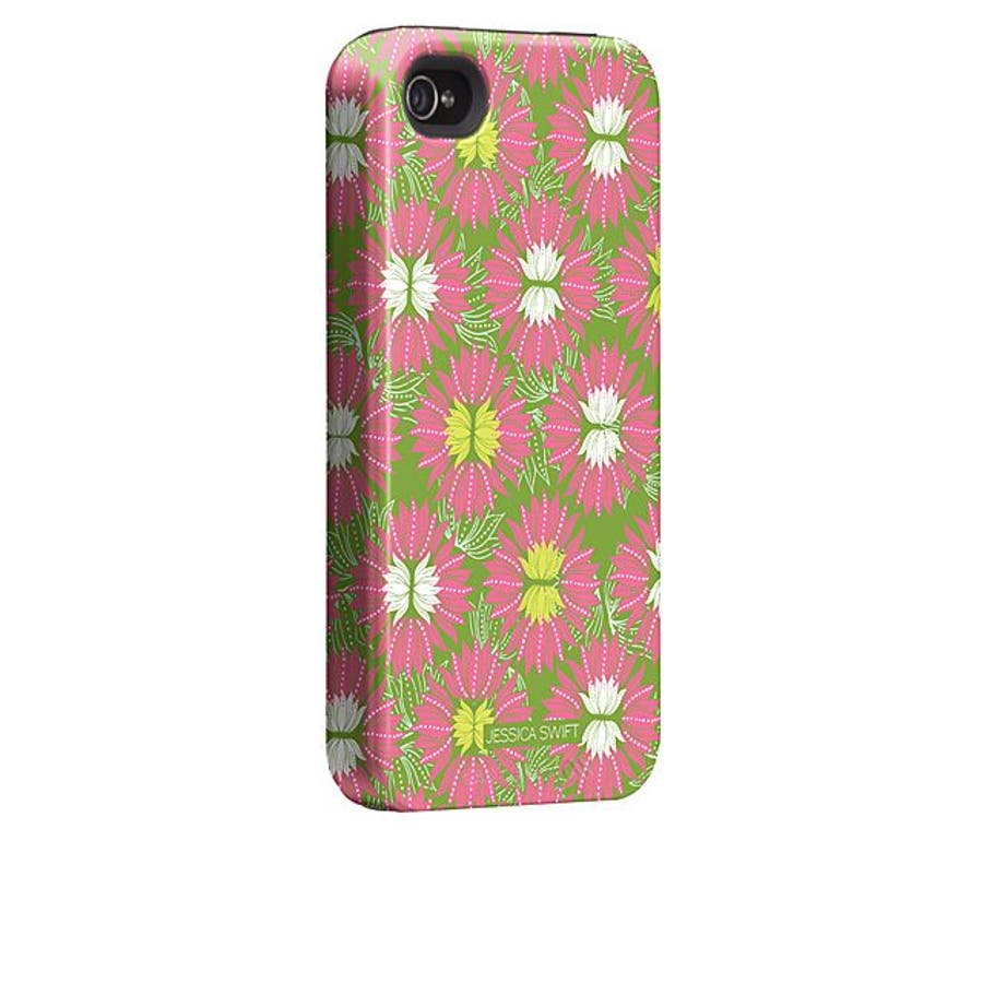 iPhone 4S/4 対応ケース Hybrid Tough Case, Hara Pila Garden/Hollhi 2