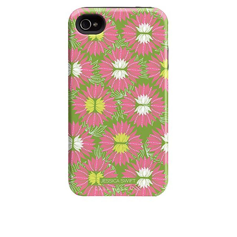 iPhone 4S/4 対応ケース Hybrid Tough Case, Hara Pila Garden/Hollhi 4