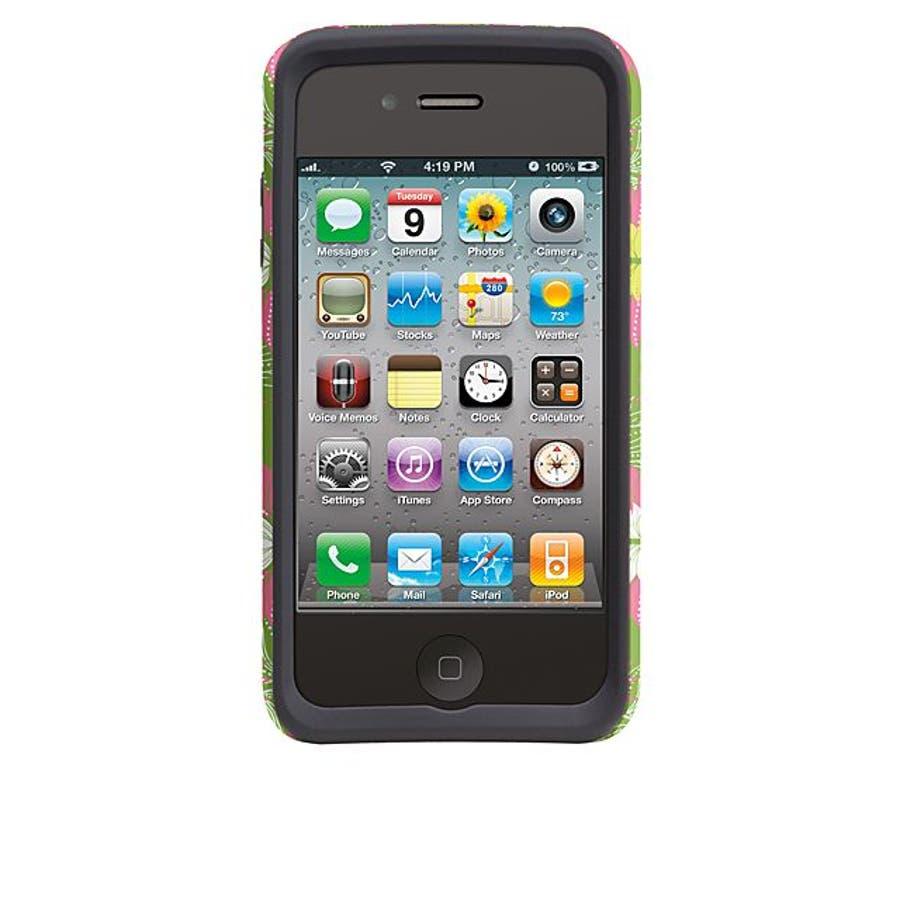 iPhone 4S/4 対応ケース Hybrid Tough Case, Hara Pila Garden/Hollhi 5