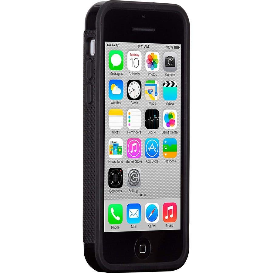 iPhone 5c 対応ケースPOP! with Stand Case, Black / Black 2