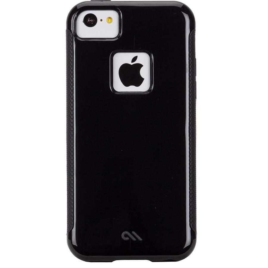 iPhone 5c 対応ケースPOP! with Stand Case, Black / Black 3