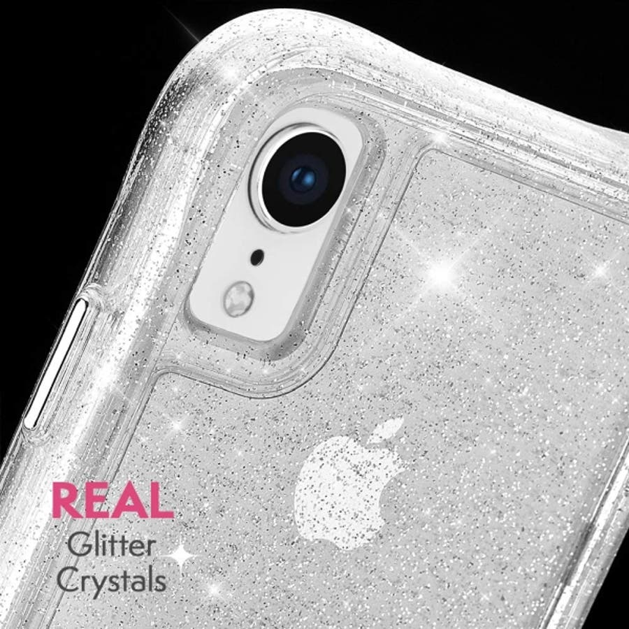 iPhoneXR対応ケース ProtectionCollection Sheer-Crystal-Clear 1