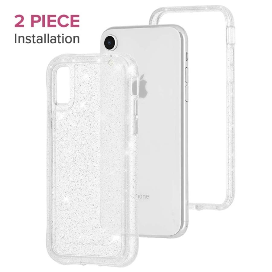 iPhoneXR対応ケース ProtectionCollection Sheer-Crystal-Clear 5