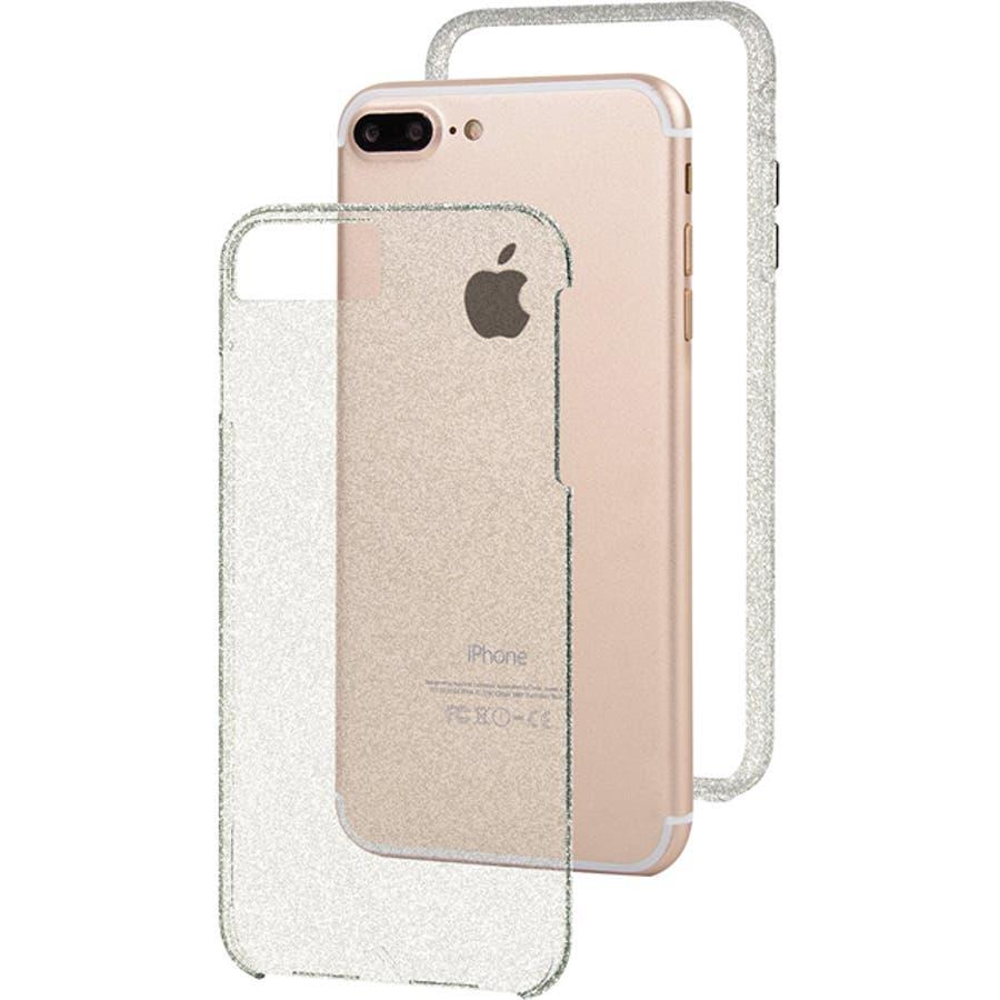 iPhone8 Plus / 7 Plus / 6s Plus / 6 Plus対応ケース Sheer GlamChampagne 2