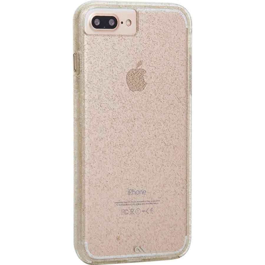iPhone8 Plus / 7 Plus / 6s Plus / 6 Plus対応ケース Sheer GlamChampagne 5