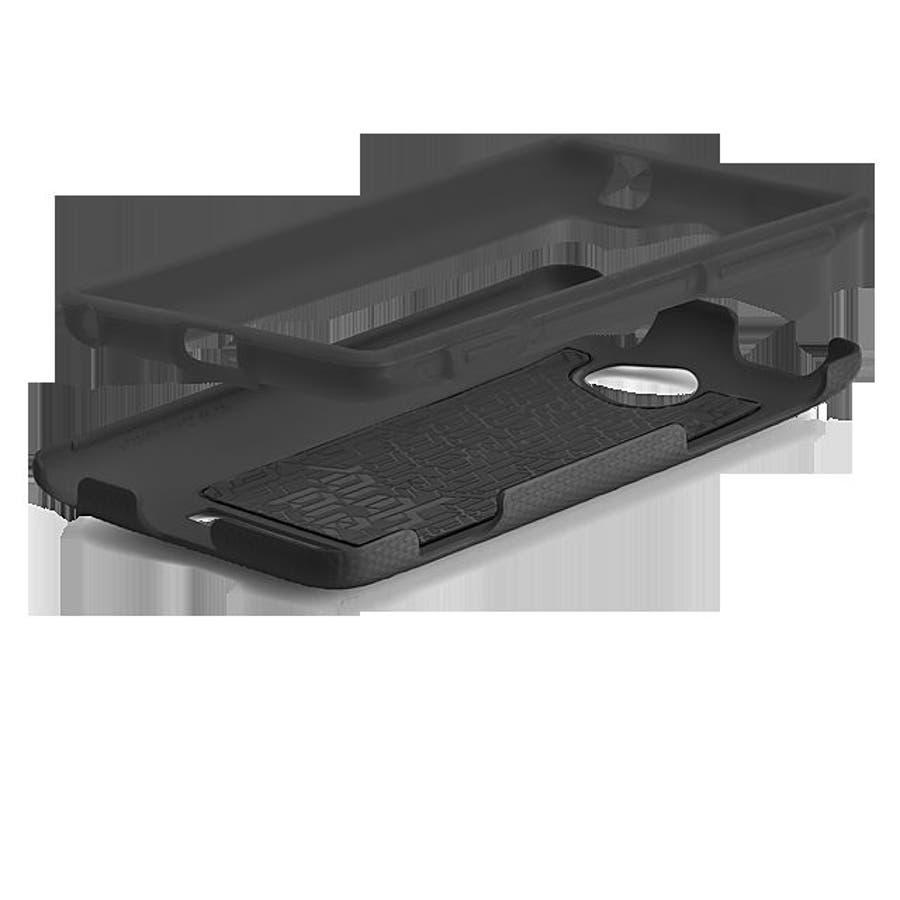 HTC 8S 対応ケースHybrid Tough Case, Black / Black 7