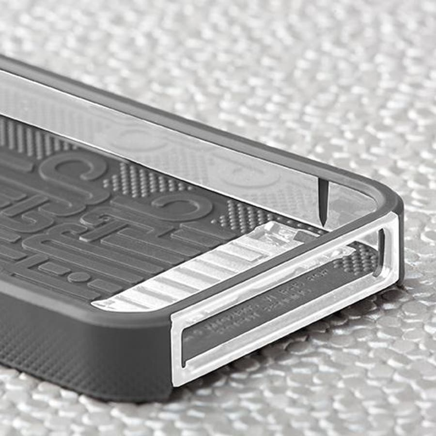 iPhone SE/5s/5 対応ケース POP! with Stand Case, White/ Titanium 3