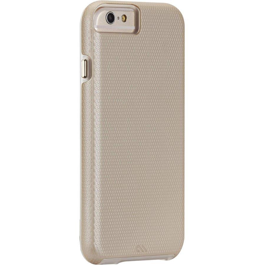 iPhone6s Plus/6 Plus 対応ケース Hybrid Tough Case, Gold / Clear 5