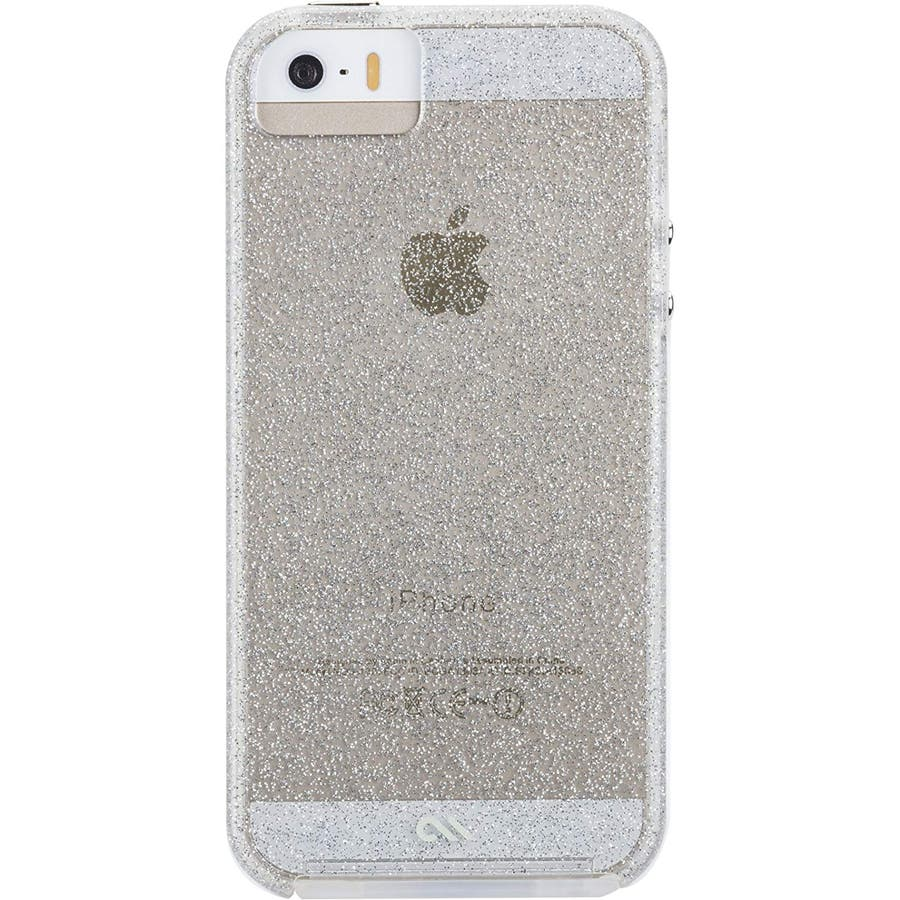 iPhone SE/5s/5 対応ケース Sheer Glam Case, Champagne Gold 4