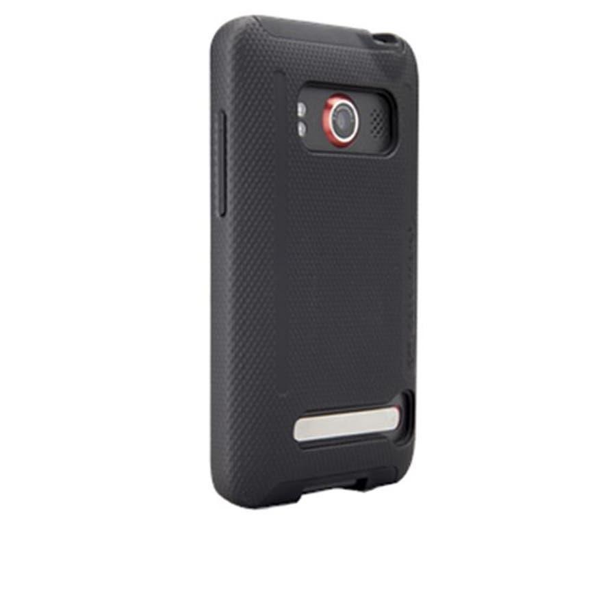 au HTC EVO WiMAX ISW11HT Barely There Case, Matte Black 2