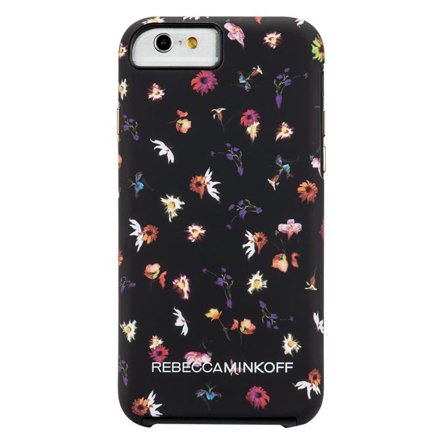iPhone6s/6 対応ケース Hybrid Tough Print Rebecca Minkoff, BotanicalFloral 1