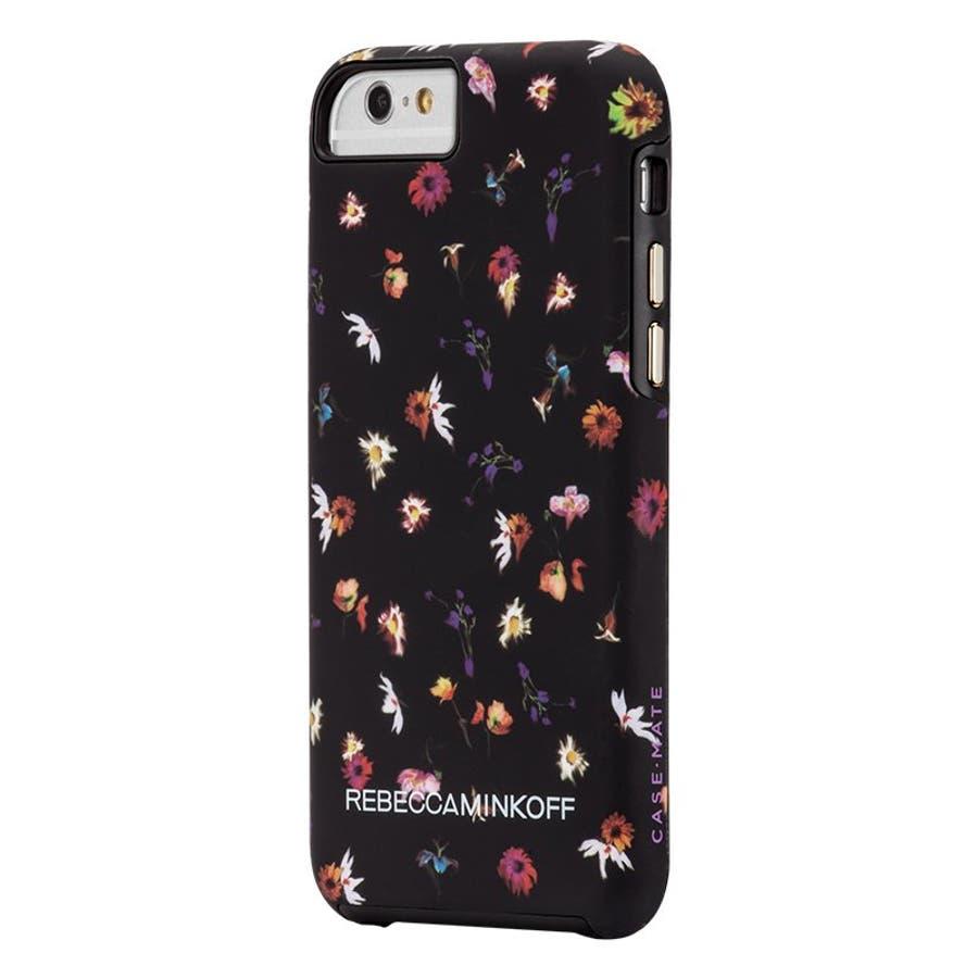 iPhone6s/6 対応ケース Hybrid Tough Print Rebecca Minkoff, BotanicalFloral 4