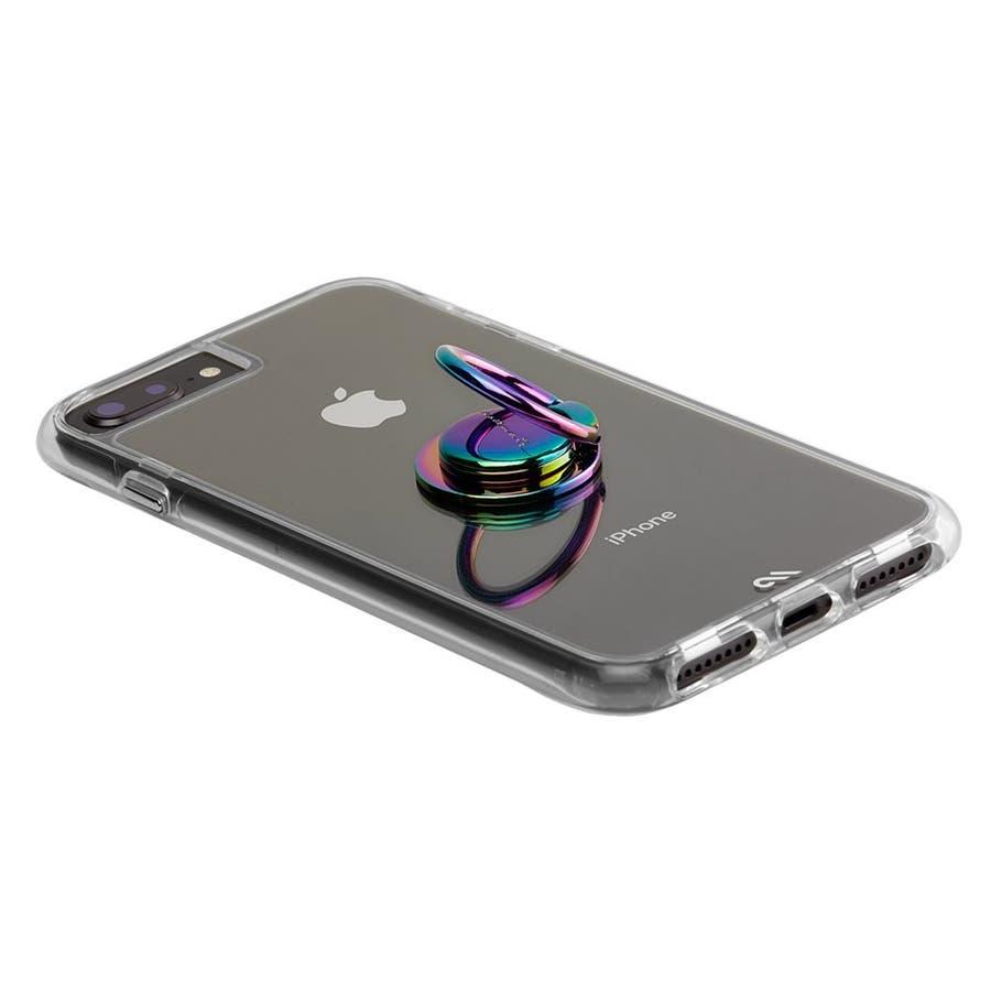 【スマホリング】Selfie Ring Iridescent 3