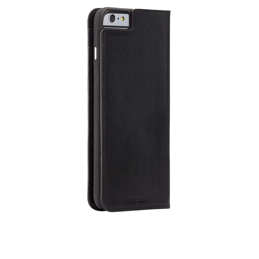 iPhone6s Plus/6 Plus 対応ケース Wallet Folio Case Black 2
