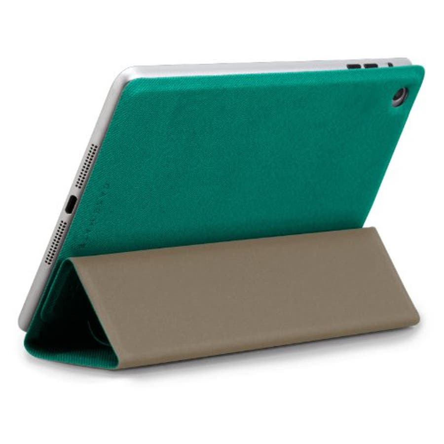 iPad mini 3/2/1 対応ケース Textured Tuxedo Case, Emerald Green 5