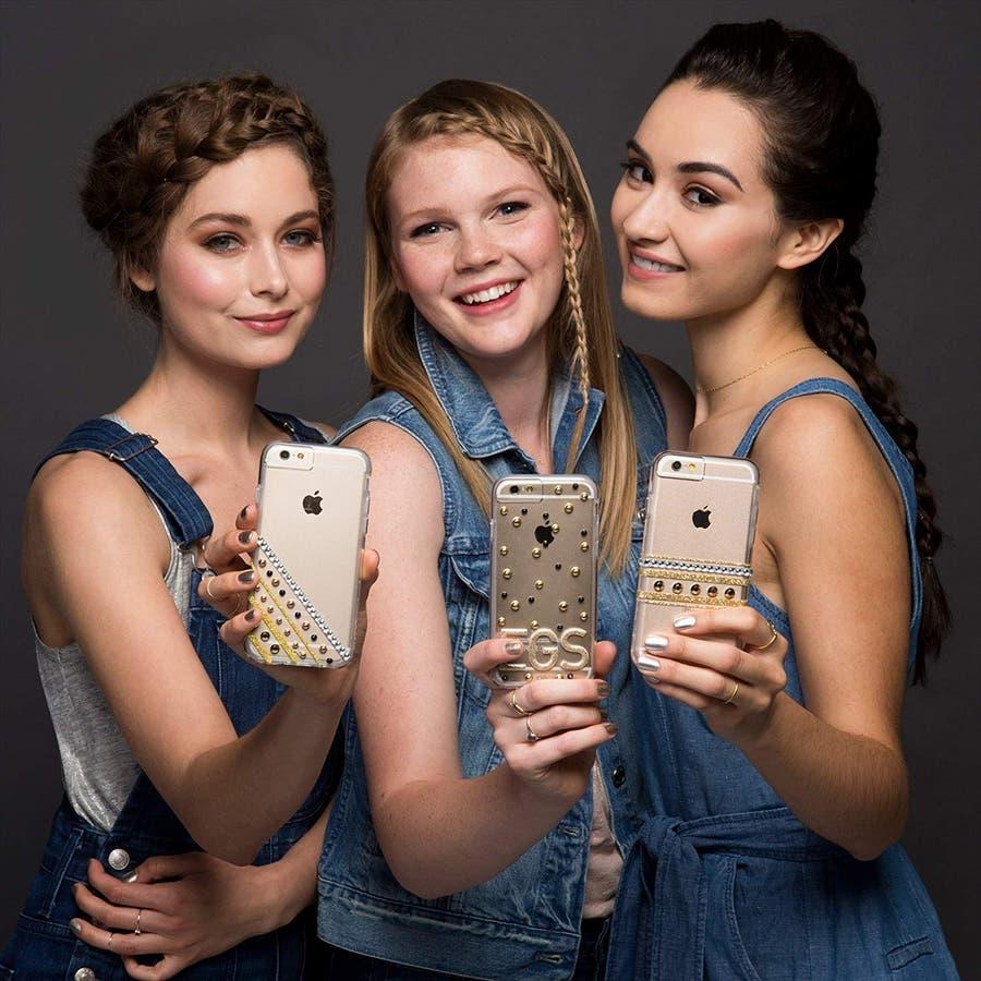 iPhone SE(第2世代) / iPhone8 対応 Hybrid Naked Tough Custom Case 6