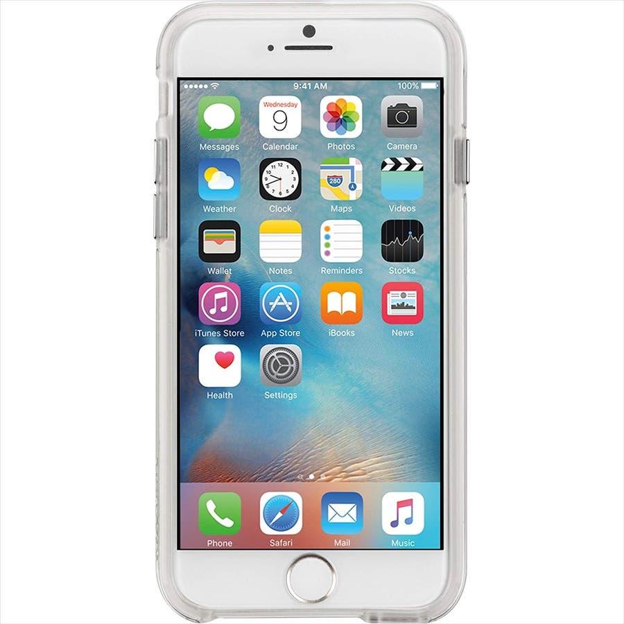 iPhone SE(第2世代) / iPhone8 対応 Hybrid Naked Tough Custom Case 9
