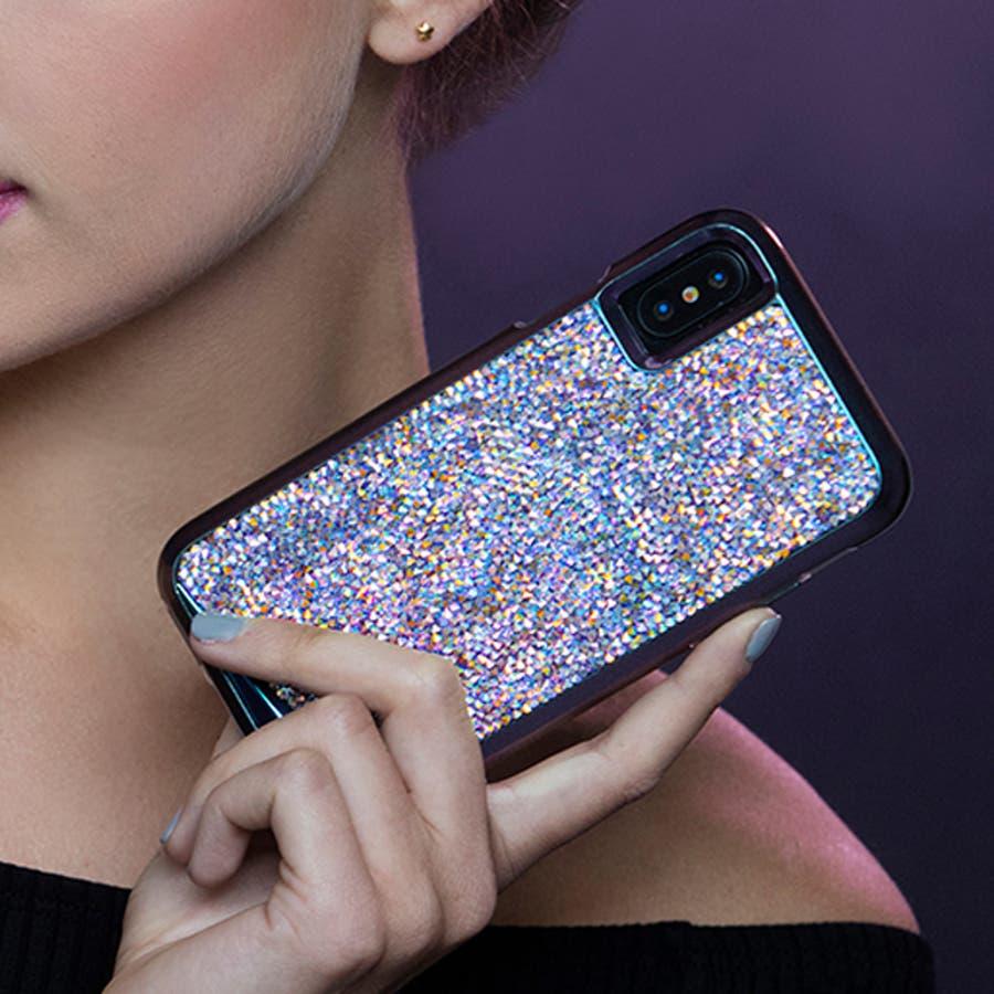 iPhoneXS/X対応ケース Brilliance-Iridescent 1