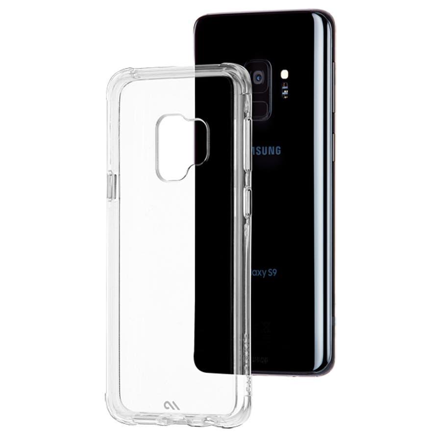 Galaxy S9 対応ケース Tough - Clear 2