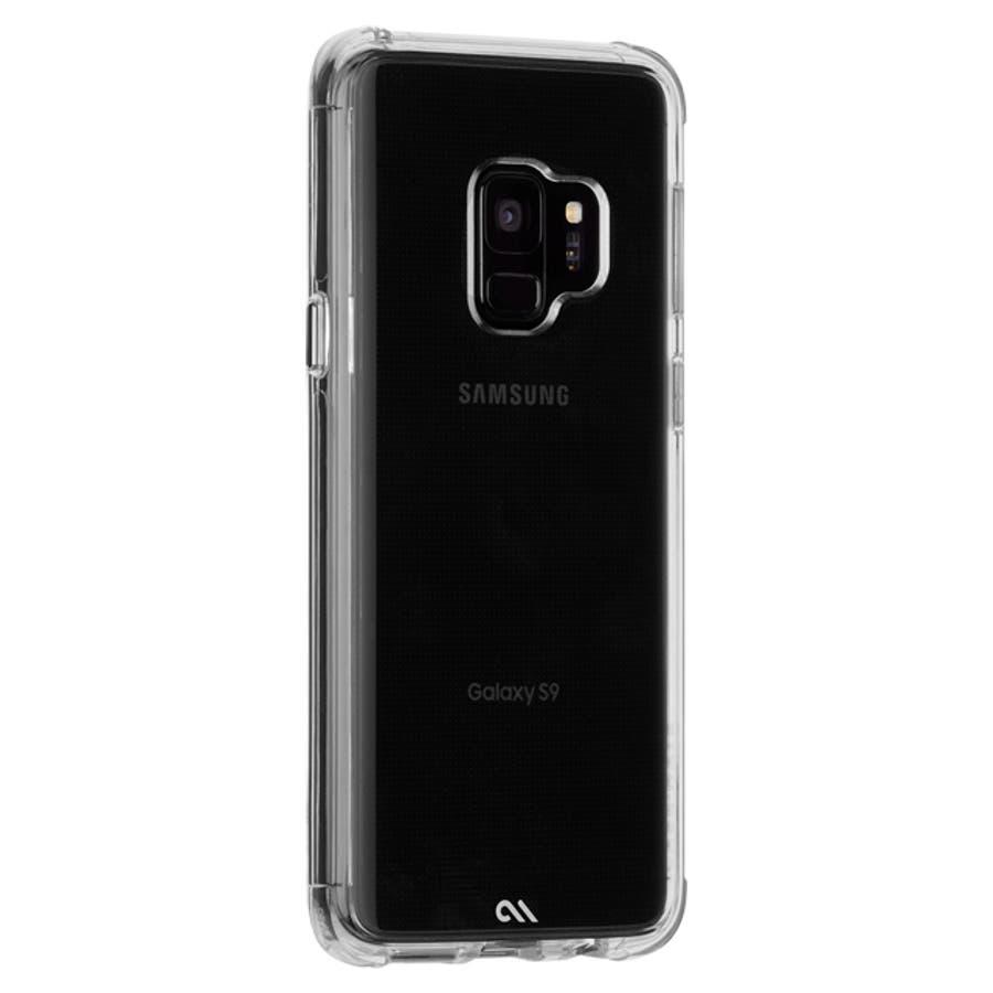 Galaxy S9 対応ケース Tough - Clear 5
