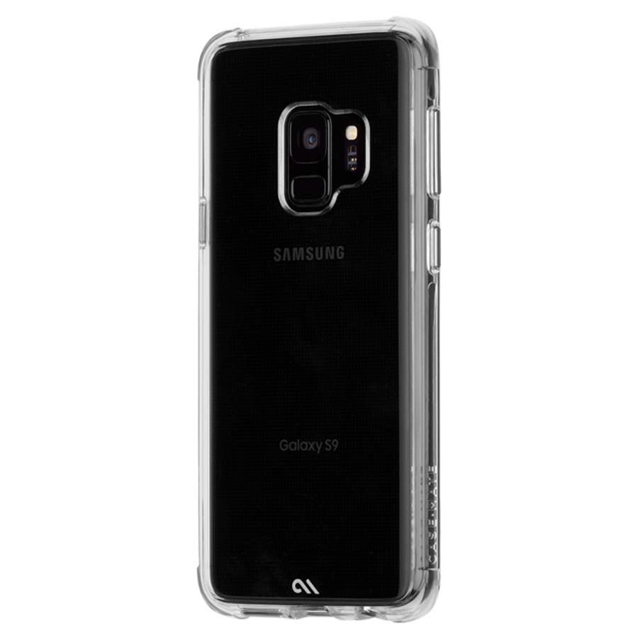 Galaxy S9 対応ケース Tough - Clear 6