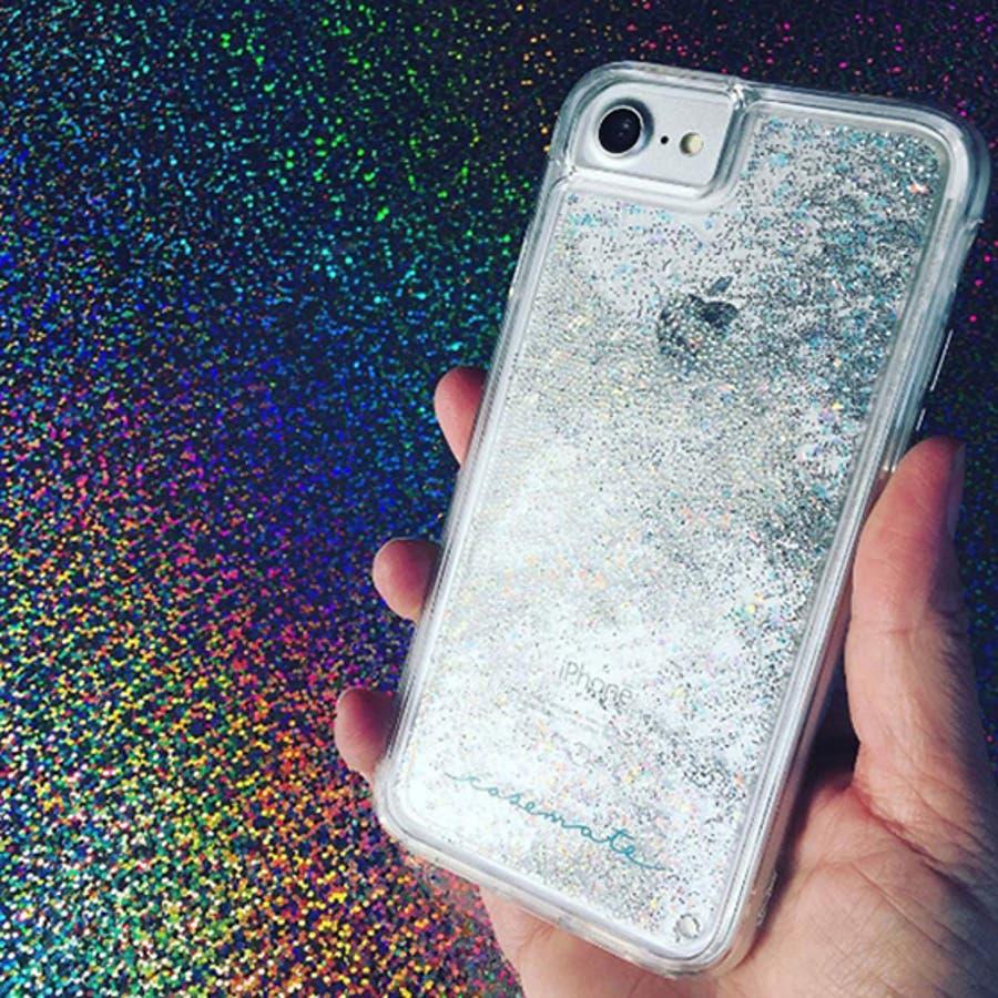 iPhone8 Plus / 7 Plus / 6s Plus / 6 Plus対応ケース Waterfall Iridescent 2