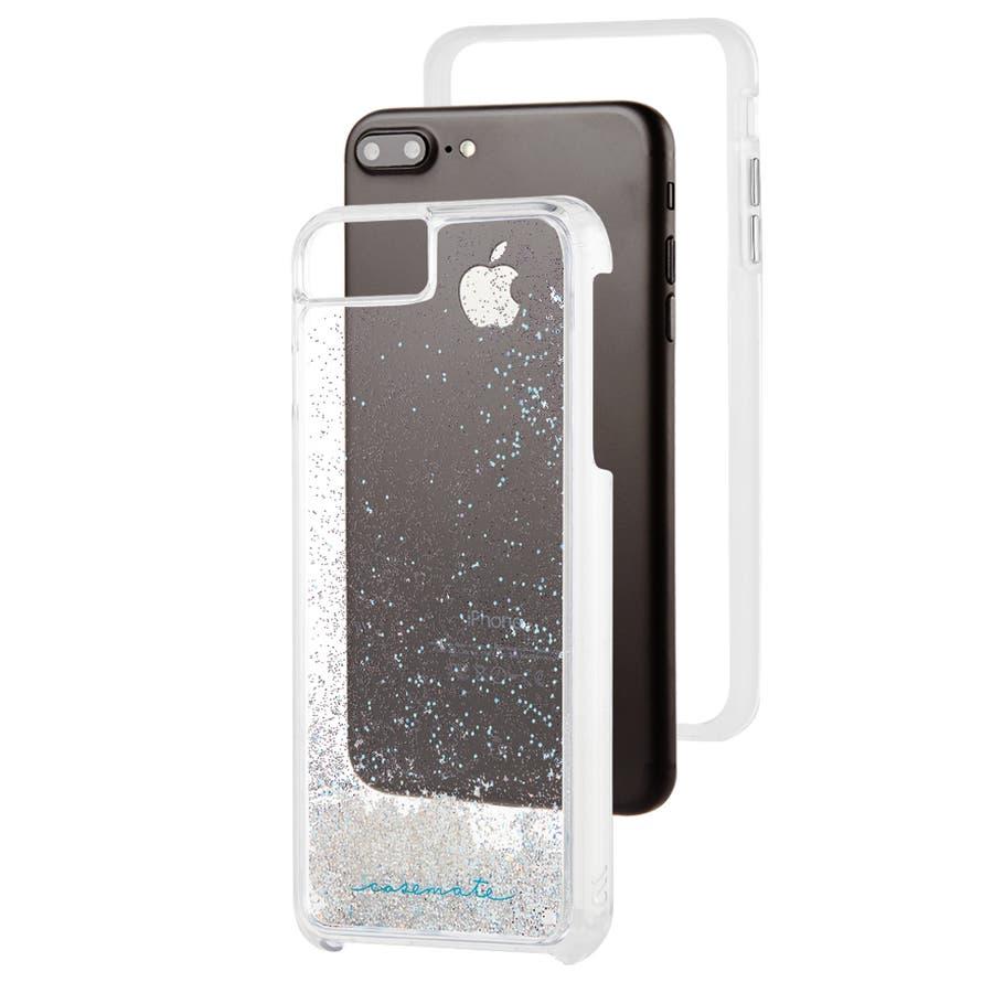iPhone8 Plus / 7 Plus / 6s Plus / 6 Plus対応ケース Waterfall Iridescent 5