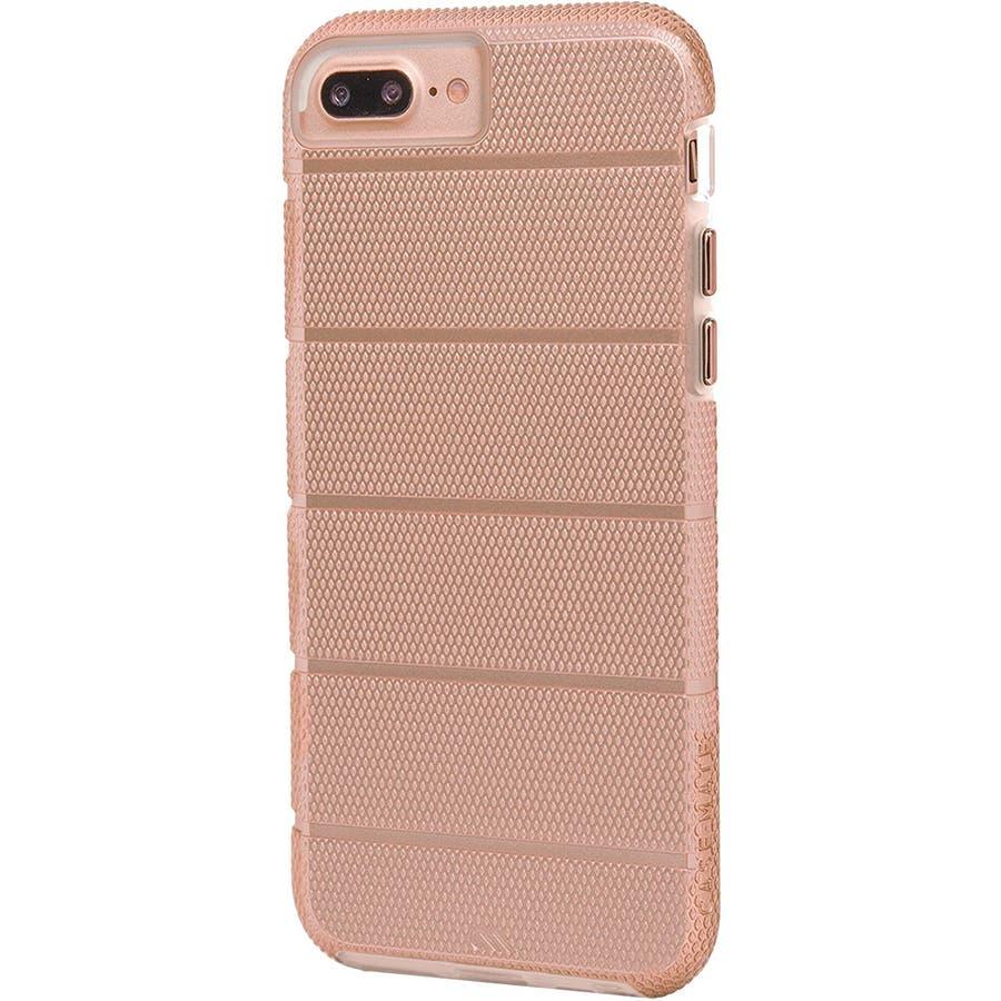 iPhone8 Plus 対応ケース Tough Mag Case -Rose Gold / Clear 3