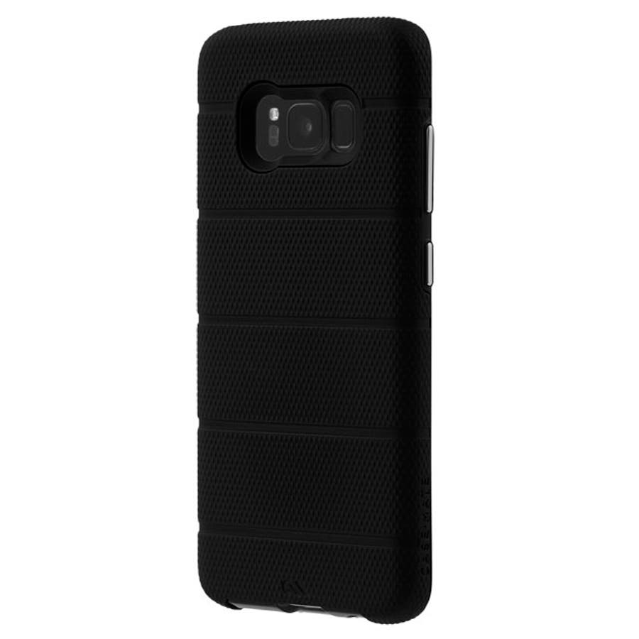 Galaxy S8対応ケース Hybrid Tough Mag-Black 2