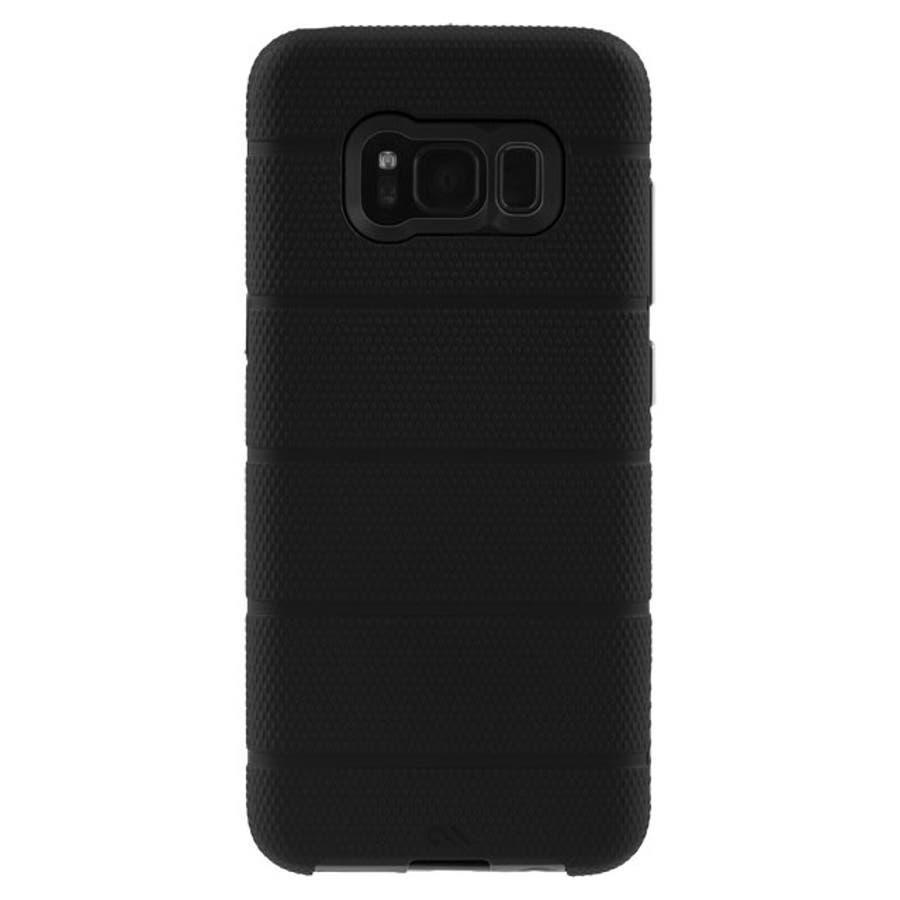 Galaxy S8対応ケース Hybrid Tough Mag-Black 3