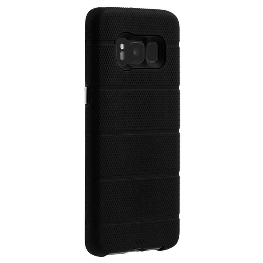 Galaxy S8対応ケース Hybrid Tough Mag-Black 4