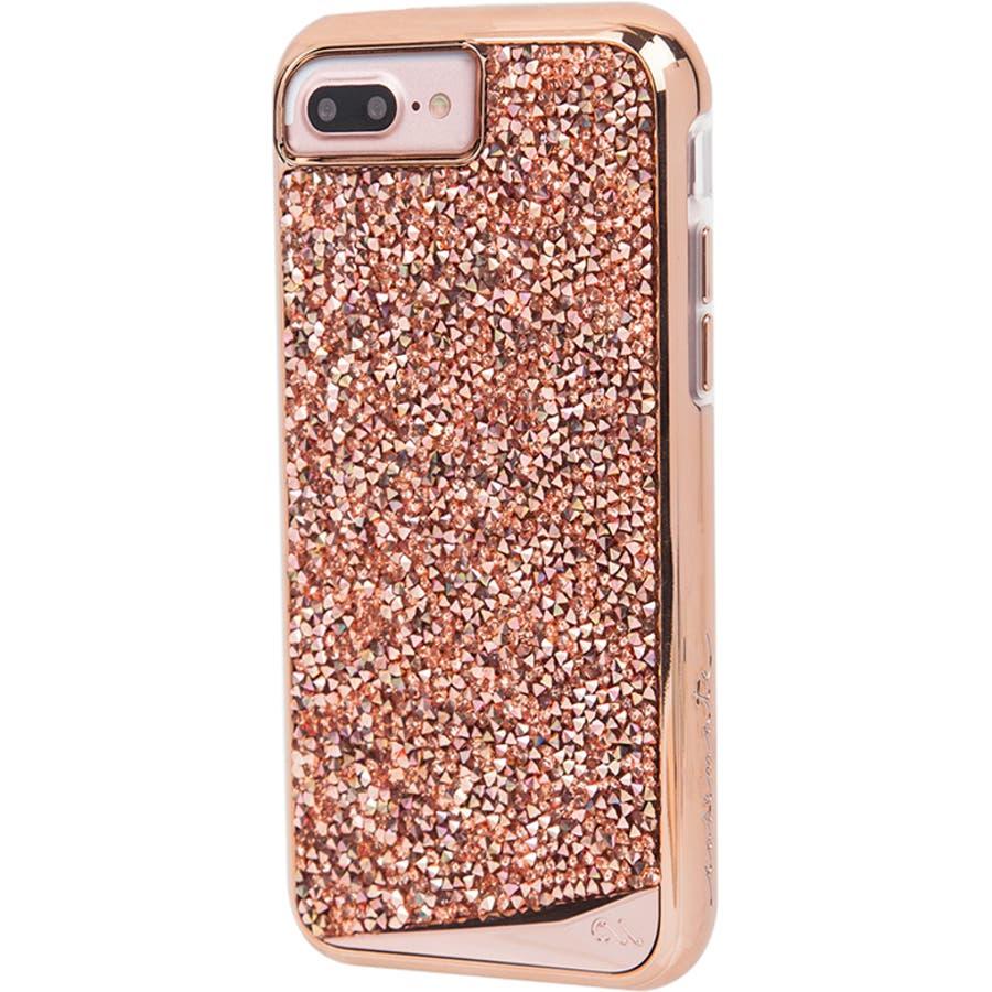 iPhone8 Plus / 7 Plus / 6s Plus / 6 Plus対応ケース Brilliance Rose Gold 3