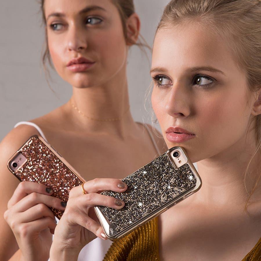 iPhone8 Plus / 7 Plus / 6s Plus / 6 Plus対応ケース Brilliance Rose Gold 5
