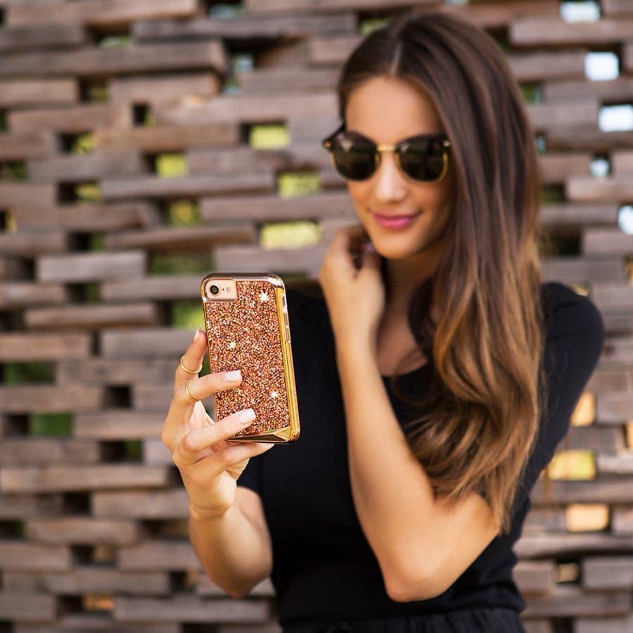 iPhone8 Plus / 7 Plus / 6s Plus / 6 Plus対応ケース Brilliance Rose Gold 6
