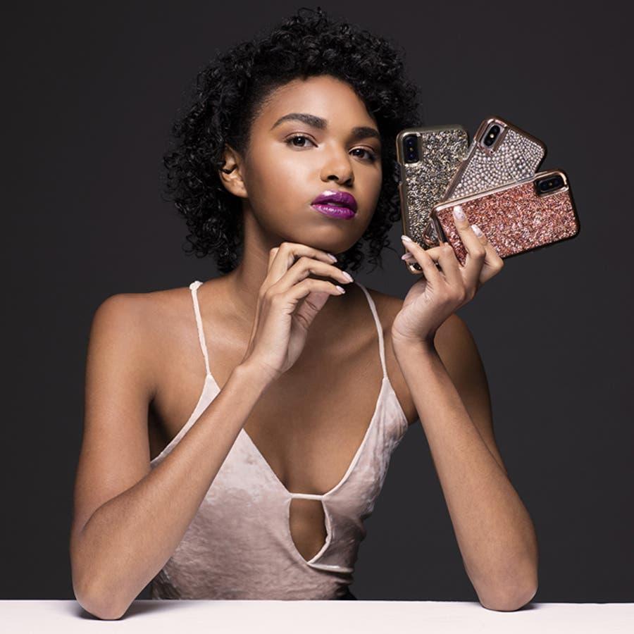iPhone8 Plus / 7 Plus / 6s Plus / 6 Plus対応ケース Brilliance Rose Gold 7