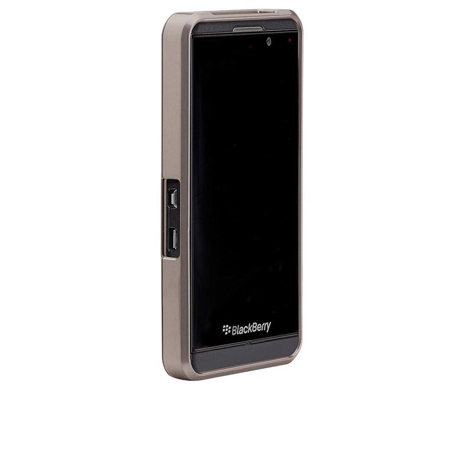 BlackBerry Z10 対応ケース Artistry Woods Case, Zebrawood 2