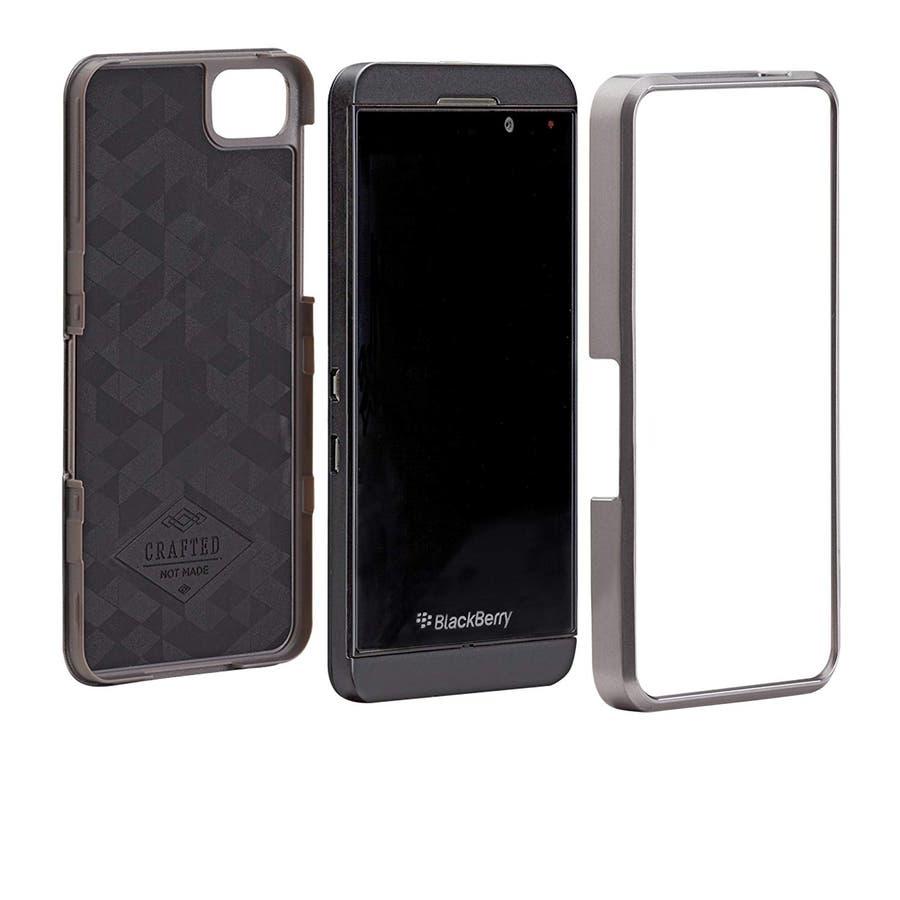 BlackBerry Z10 対応ケース Artistry Woods Case, Zebrawood 3