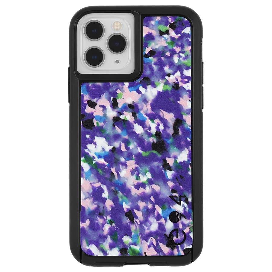 iPhone 11Pro対応 ECO94 RECYCLED Eco Purple Rain 1