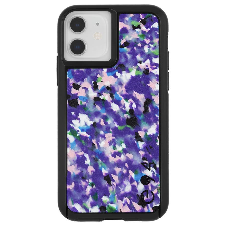 iPhone 11対応 ECO94 RECYCLED Eco Purple Rain 1