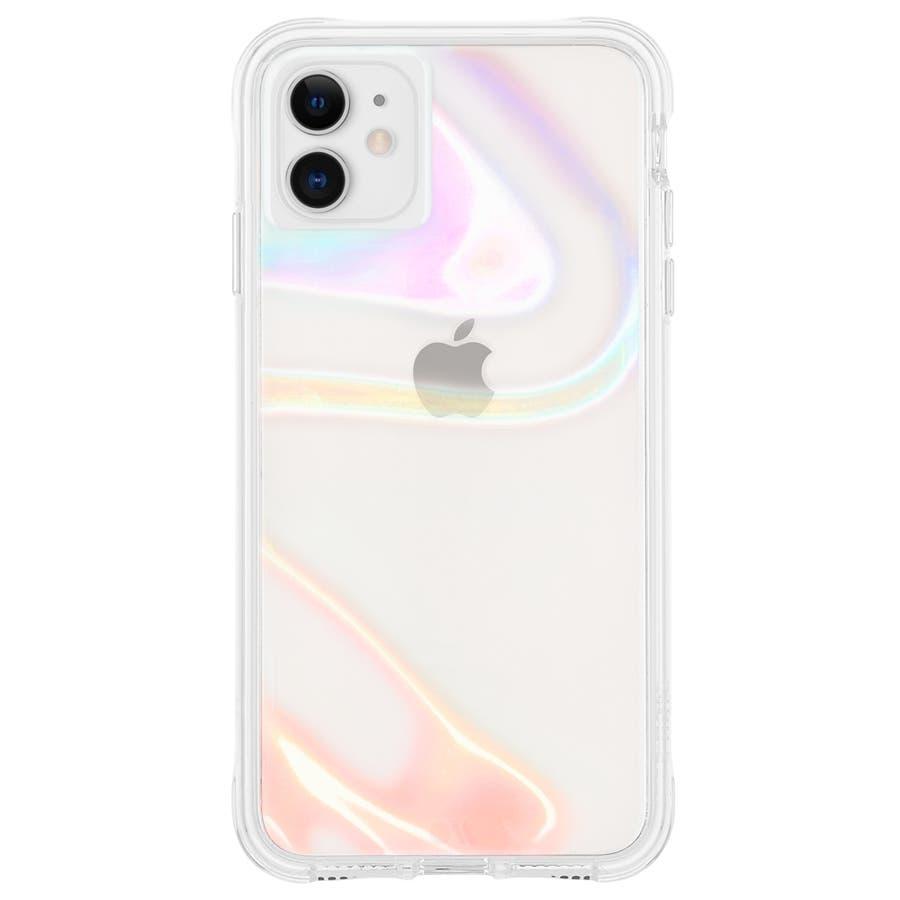 【シャボン玉をイメージした素敵なケース】 iPhone 11 Soap Bubble 2